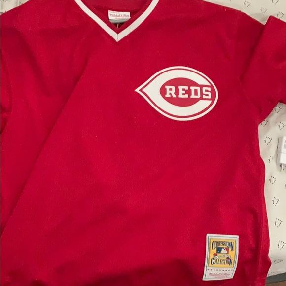 wholesale dealer a11b3 b0236 1990 Barry Larkin jersey